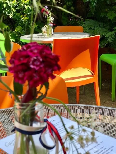 Gannets Secret Garden