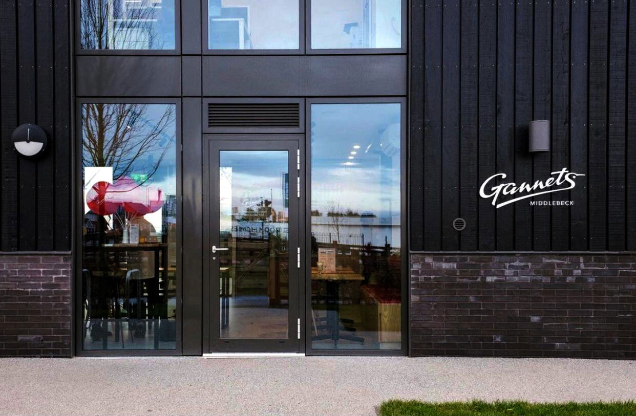 Gannets cafe and takeaway Middlebeck