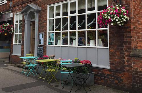 Gannets cafes and bistro Newark, Nottinghamshire